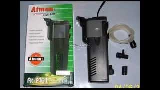 Filtro Interno Atman ATF 101 con venturi