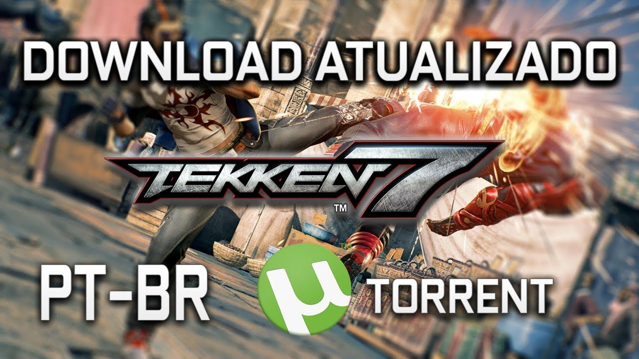 tekken 7 pc torrent