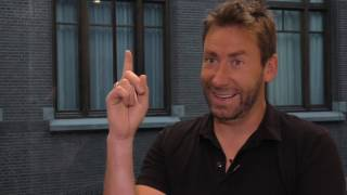 """Chad Kroeger: """"When I Woke Up, I Sounded Just Like The Loser From Nickelback"""""""