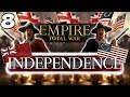 BY LAND AND SEA! Empire Total War: Darthmod  - Road To Independence USA Campaign #8