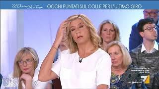 Fratoianni e Floris, populismo: 'Quando Renzi ha tolto bandiere Europee e Berlusconi voleva ...
