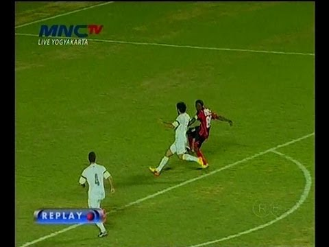 Persipura VS Santos FC 2-1 Highligh HD