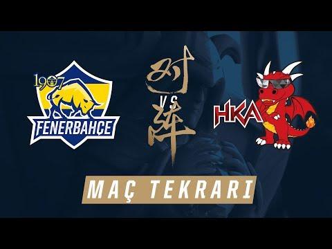 1907 Fenerbahçe Espor ( FB ) vs Hong Kong Attitude ( HKA ) Tiebreak Maçı | Worlds 2017