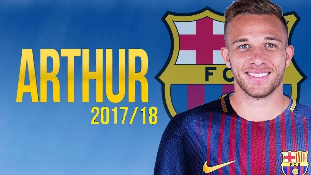 991ebd54e Arthur Melo ○ Skills   Goals Welcome to F.C Barcelona 2019 - YouTube