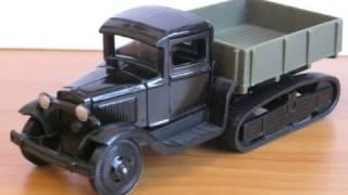 Вездеход ГАЗ 60