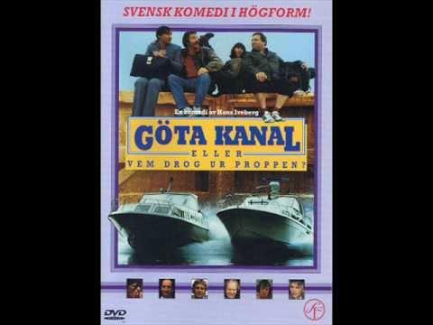 Göta Kanal Tema Filmmusik från Göta Kanal © 1981 EuropafilmSvensk Filmindustri