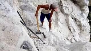 Pemecah Gunung Gamping, Tawangmangu