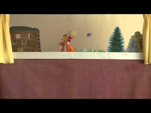 Кукольный спектакль по сказке Теремок