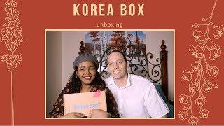 kpop unboxing korea box bts exo nct127 bigbang