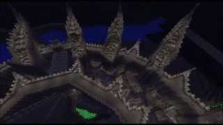 Lord of the Rings - Minas Morgul - Minecraft