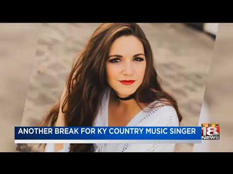 Another Break For KY Country Music Singer