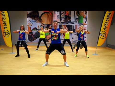 ZUMBA – Ed Sheeran – Shape of You