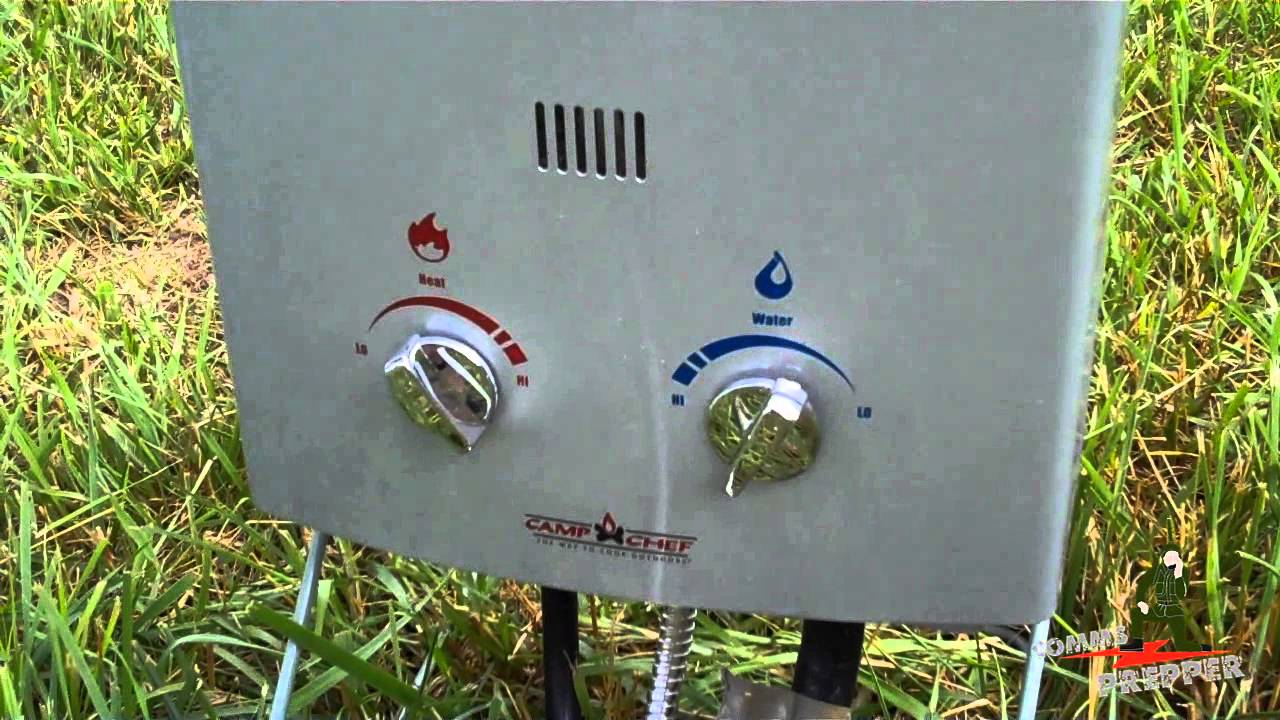 On Demand Hot Water Heater - YouTube