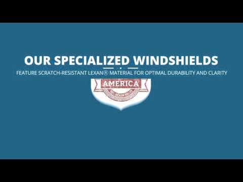 Explanation of ClearlyTough's unique UTV windshield design