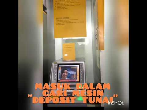 macam mana pakai Maybank atm machine tanpa mengguna kredit card/bank account!!!😊