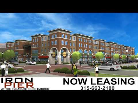 Iron Pier - Now Leasing