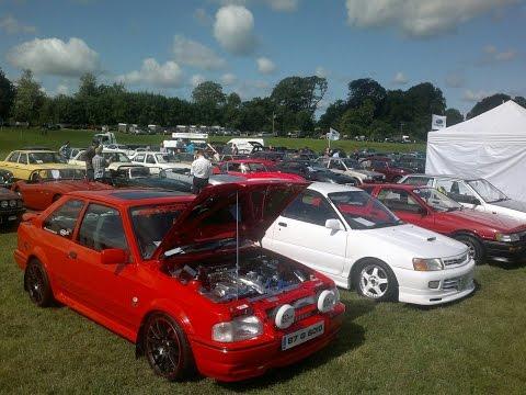 Nenagh Classic Car Club 2014 Show