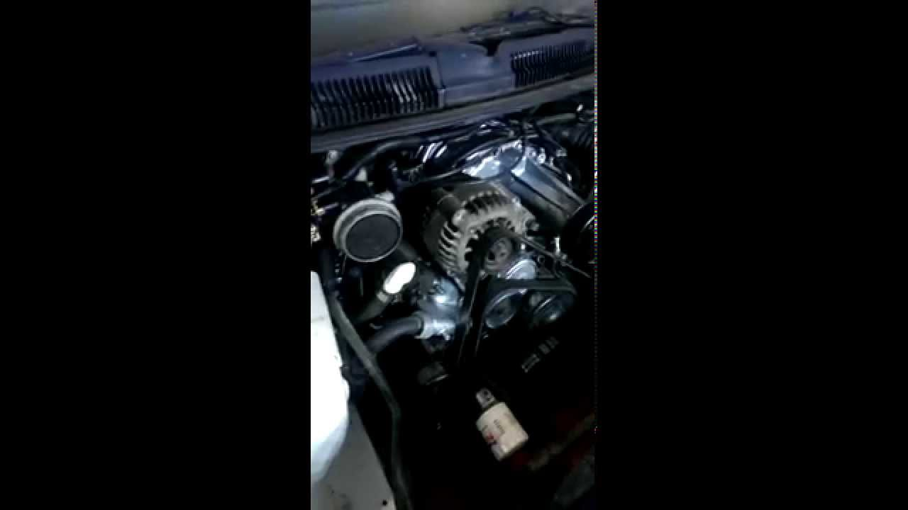 L67 3800 supercharged engine in 1998 Camaro 5 speed