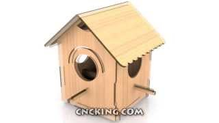 Bird House D: Design Evolution