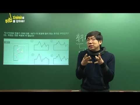 공간지각영역 조각맞추기 분석 강의