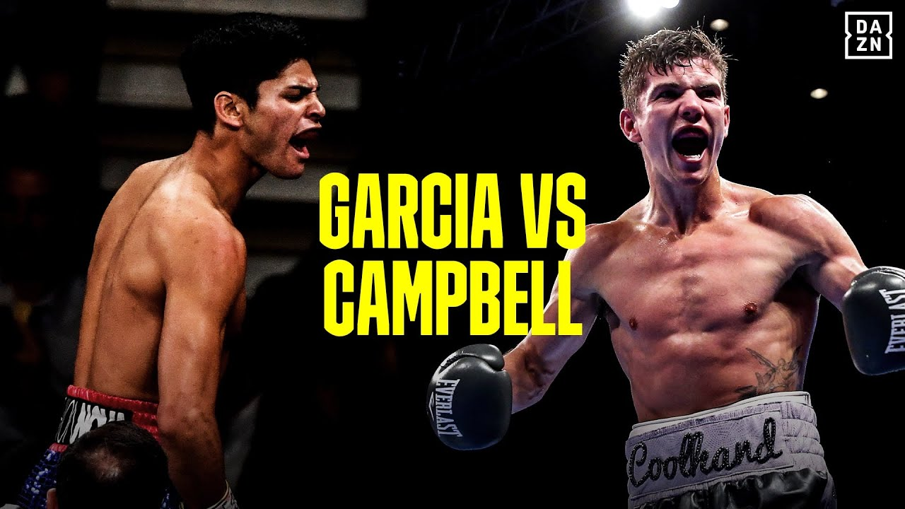 Ryan Garcia vs. Luke Campbell?