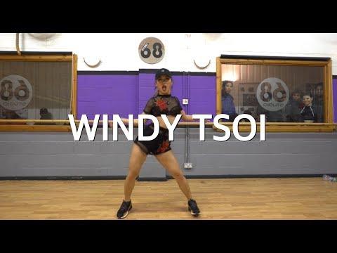 Cho - Popalik ft. Stefflon Don | Windy Tsoi Choreography