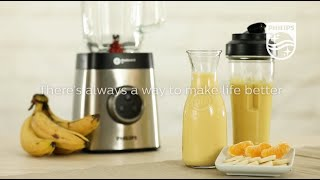 Philips Blender - Workout Fuel Recipe