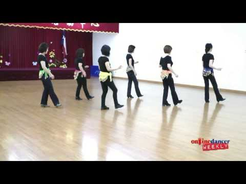 Deep Into My Soul - Line Dance (Dance & Teach) (Ross Brown)