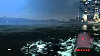 WATCH_DOGS major problem - no Police boats