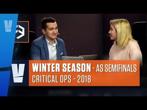 Critical Ops - Winter Season Semifinals - Asia