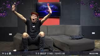 TI 9 Group Stage | Series A7 | Mineski VS Alliance | Game 1