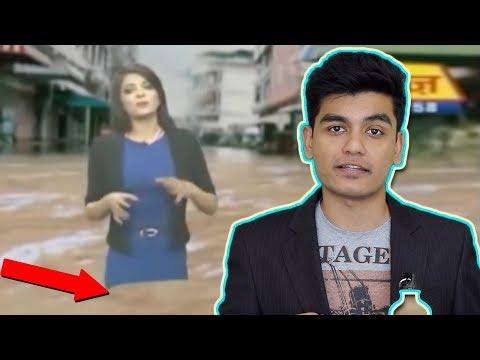 News Reporting Gone Wrong! (Ft. TG Films & Priya Prakash Varrier)