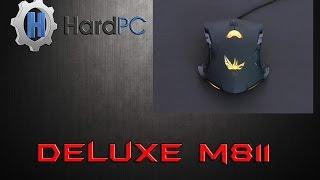 Myszka Delux M811 - czyli sensor avago 9800 i przełączniki Omron za jedyne 109pln