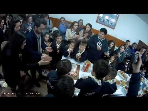 promessas 2019 - Agrupamento 1224 - Marinha das Ondas