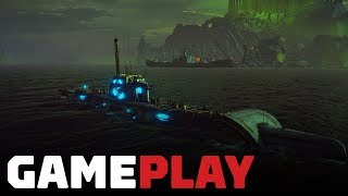World of Warships: Submarine Gameplay