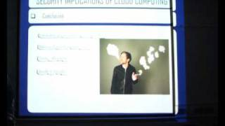 Security Implication of Cloud Computing - Part 2