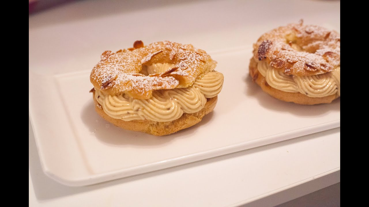 Paris Brest Individuels La Cuisine De Monica YouTube - La cuisine de monica
