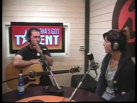 """Romagna's got talent"" 15 Apr 2014 - Ospite in studio ""BONOMO"""