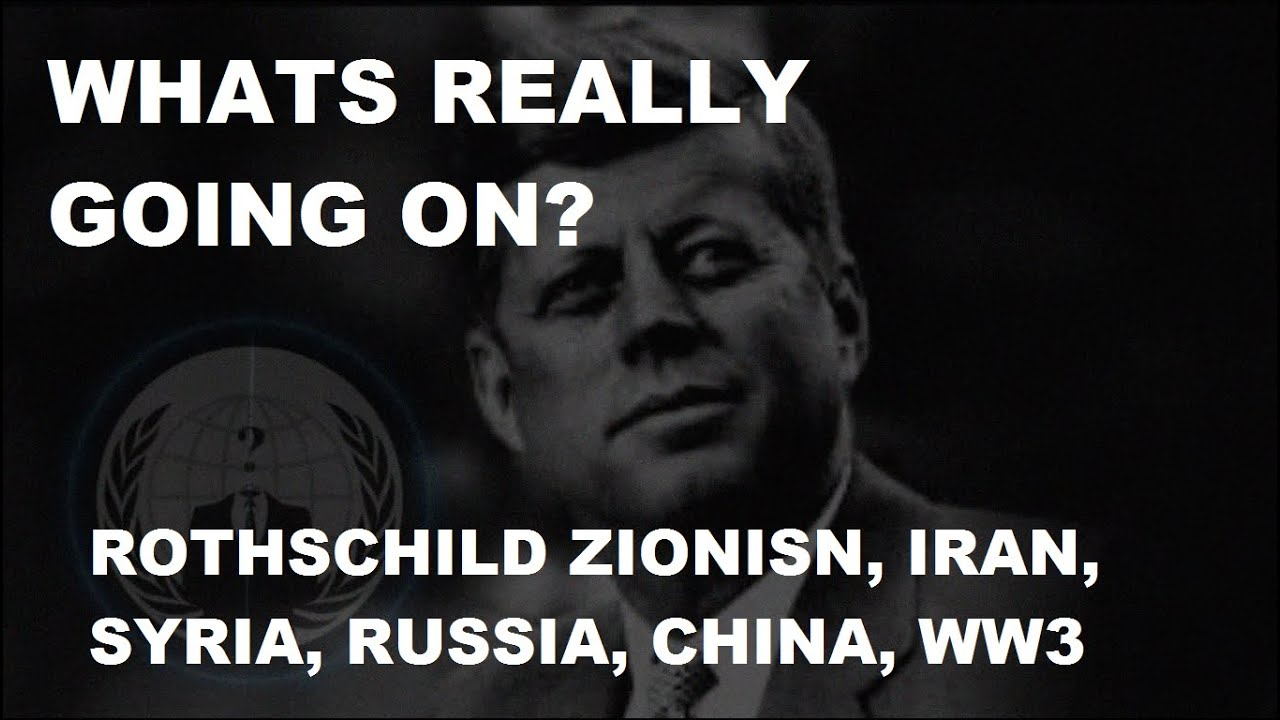 ZIONISTS WANT WW3 - cover