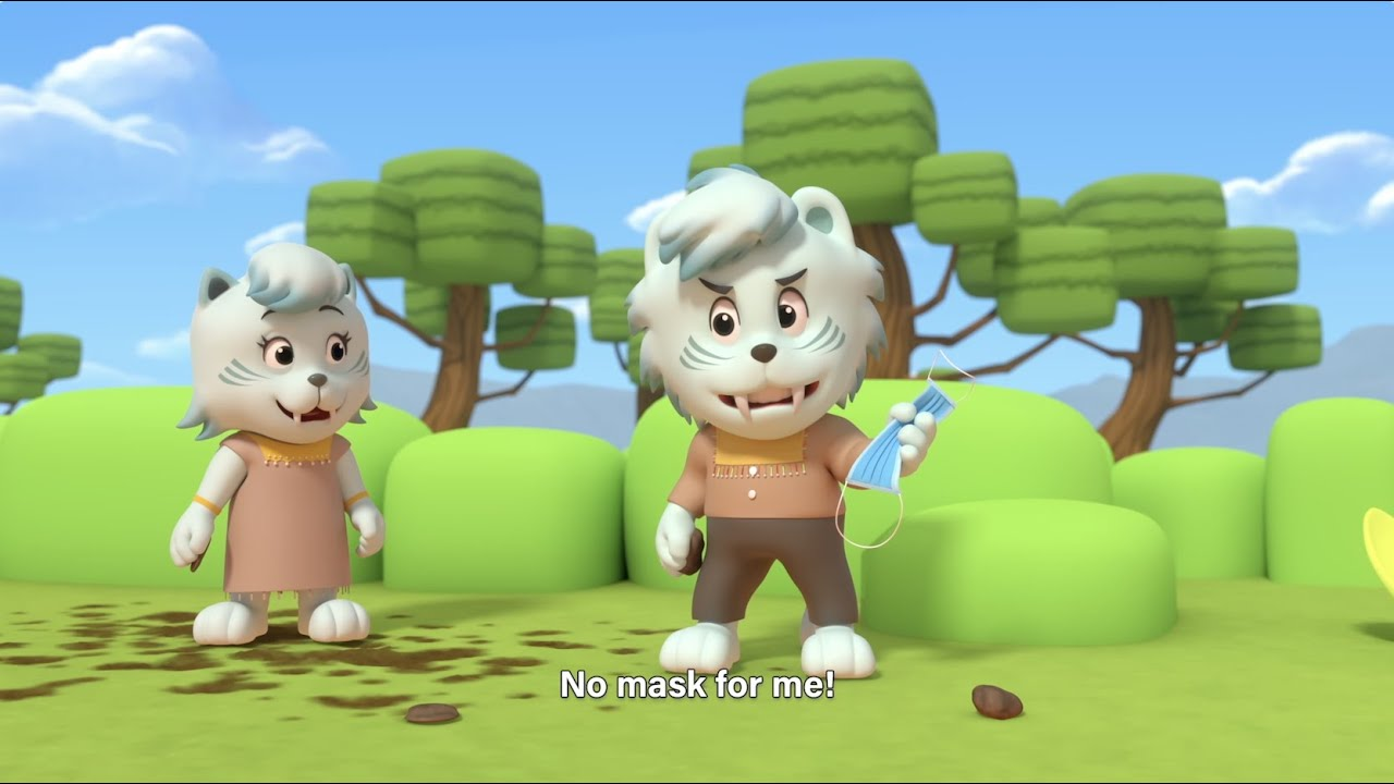 Download Season 5 (Ep 5) Singa and the Kindness Cubbies - Stay Safe