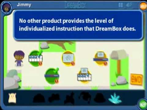 DreamBox Learning Kids Math Game Demo for Teacher