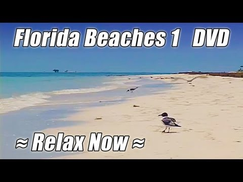 #1-relaxation-/-nature-dvd---florida-beaches---relaxing-ocean-waves-sounds-relax-video-soothing