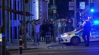London attack: Eight minutes of terror