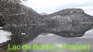 Lac de Bonlieu ; Jura ; Sentier Pédestre ; Amazing views ; mountain lake ; Jura ; France