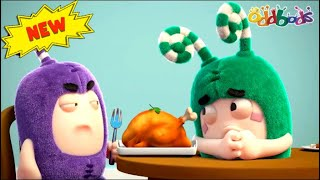 Oddbods | Turkeylicious Thanksgiving | Funny Cartoons For Kids