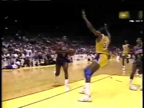 1988: NBA on CBS Opening NBA Finals, Game 7