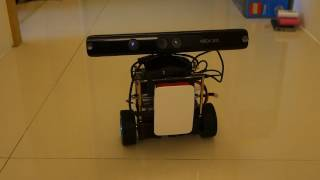 [AIY Project] Raspberry Pi + Microsoft Kinect + Google Assistant