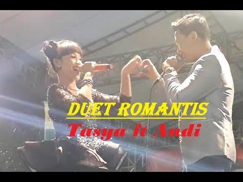 Duet Romantis Tasya Rosmala ft Andi KDI - Yang Tersayang OM ADELLA LIVE Madiun