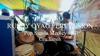 Pop Sunda Calung Full Rusdy Oyag Percussion Feat Ceu Tarsih