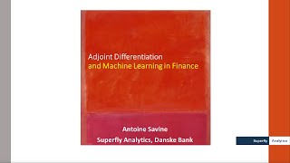 AAD and Backpropagation in Machine Learning and Finance, explained in 15min